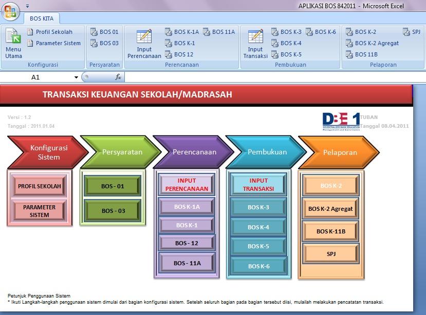 Program Laporan Keuangan Excel Lasopasocialmedia
